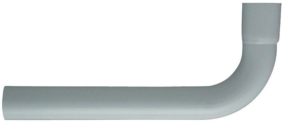 CORNAT Spülrohrbogen 90°, mit Muffe