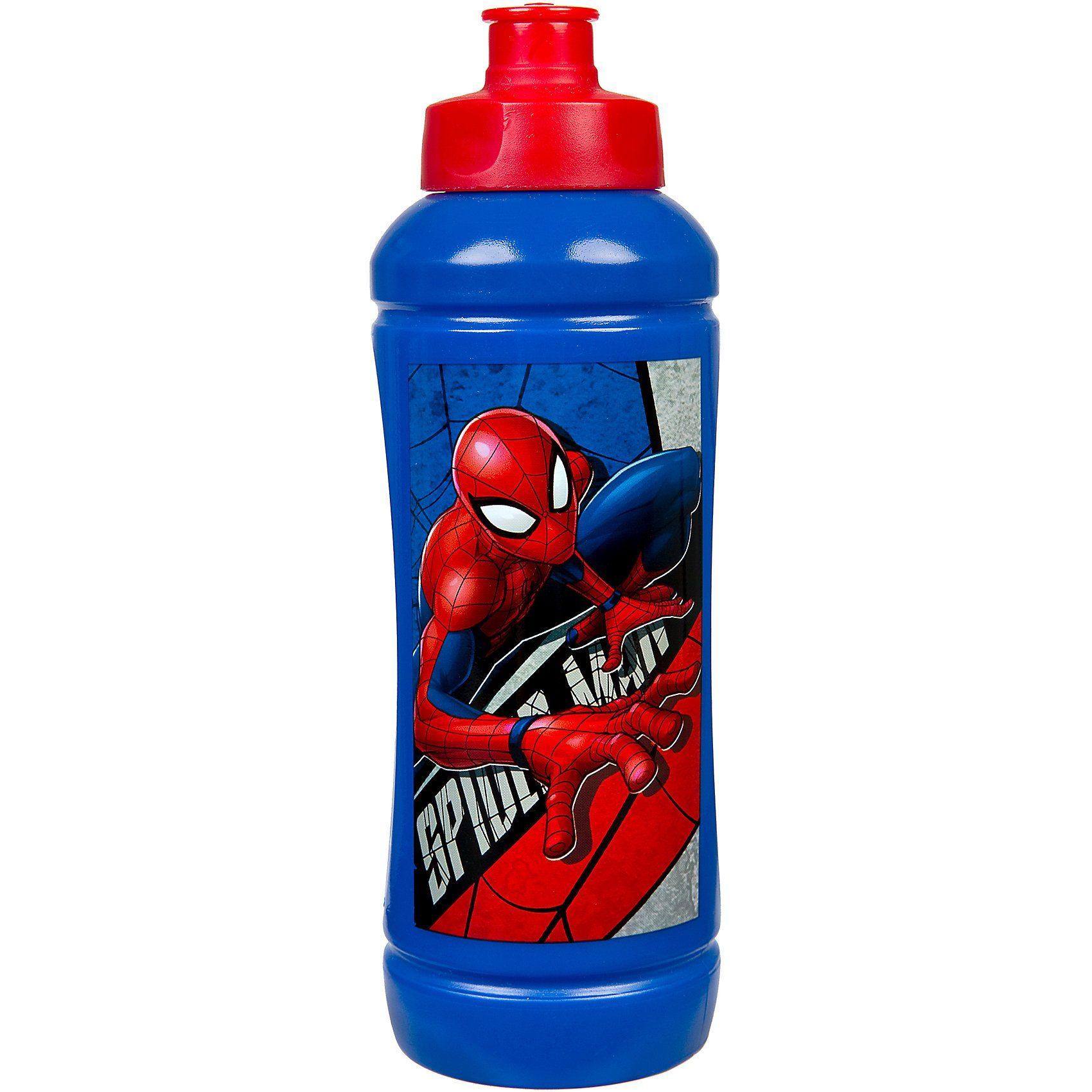 Scooli Sport-Trinkflasche Spider-Man, 425 ml