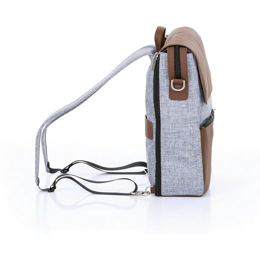 City Grey Graphite Design Wickelrucksack Abc BqxEIFH