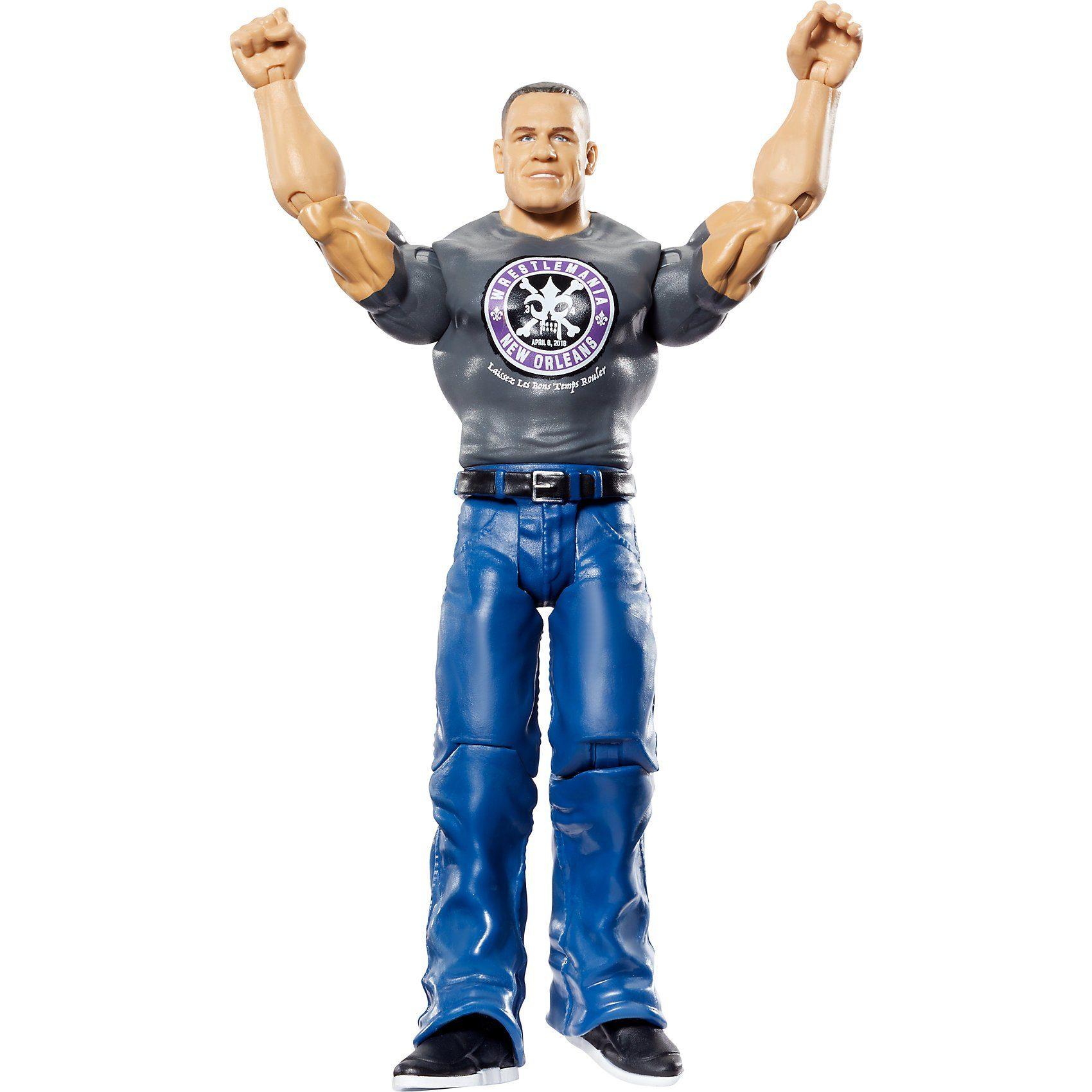 Mattel® WWE WrestleMania Figur (15 cm) John Cena