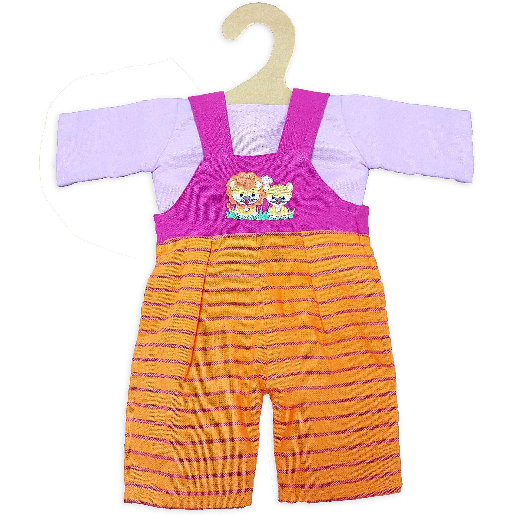 Puppen & Zubehör Heless Puppenkleidung Fair Trade Kleid Flamingo in 2 Größen