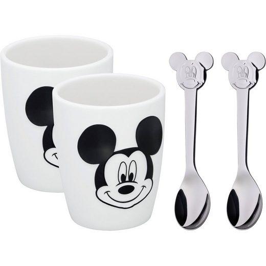 WMF Tassen-Set M Mickey Mouse, 4-tlg.