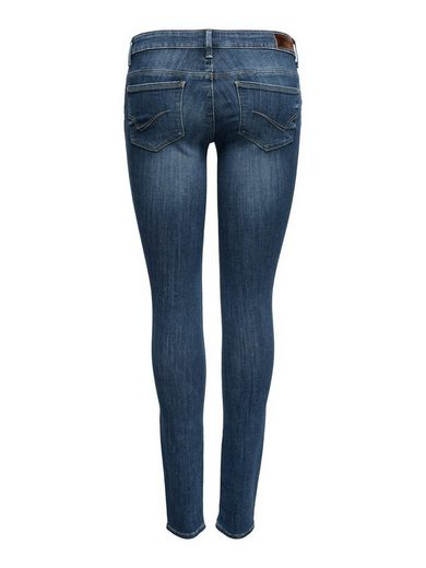Sl Coral Denim Medium Skinny Fit Blue Jeans Only hCtrdsQ