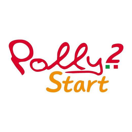 Chicco Hochstuhl Polly2Start mit 4 Rollen  Miss Pink