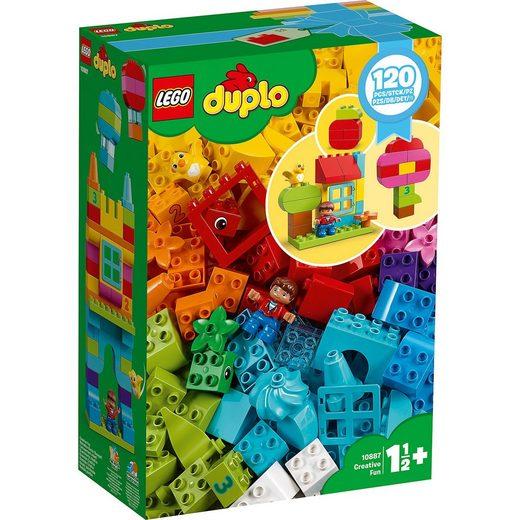 LEGO® 10887 DUPLO®: Steinebox Bunter Bauspaß