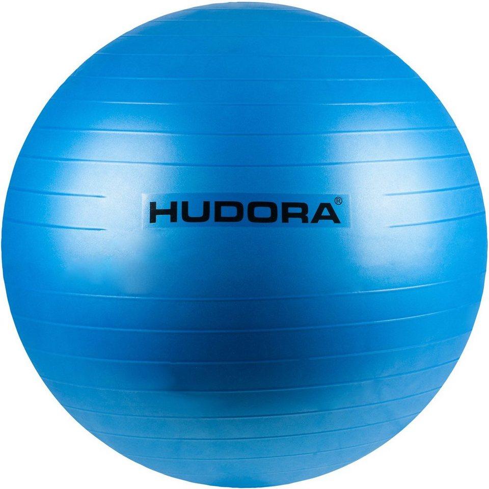 Hudora Gymnastikball 85 cm, Altersempfehlung: ab 10 Jahren