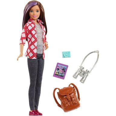 Mattel® Barbie Travel Skipper Puppe
