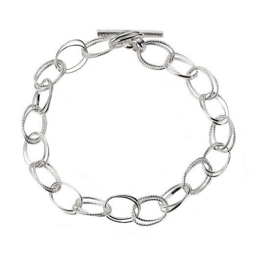 Zeeme Armband »925/- Sterling Silber 19cm lang«