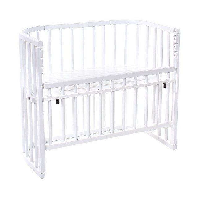 Babybetten - Tobi Beistellbett babybay comfort, weiß lackiert, extra belüftet  - Onlineshop OTTO