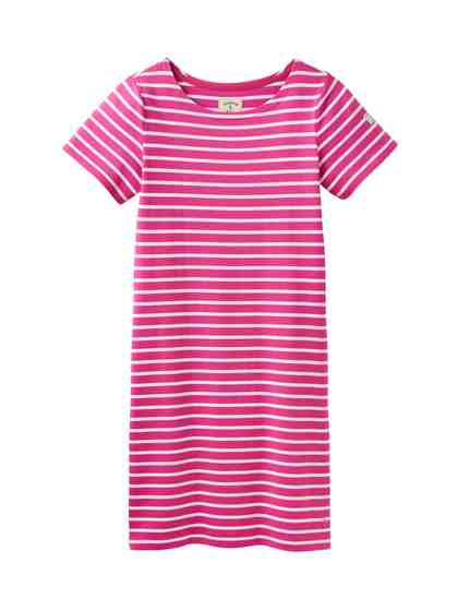 Tom Joule Jerseykleid in tollem Streifen-Design