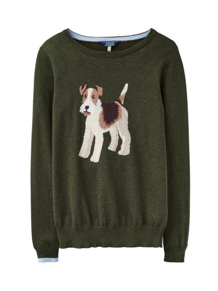 856b44ec8bb4dc Tom Joule Pullover mit niedlichem Hunde-Motiv | OTTO