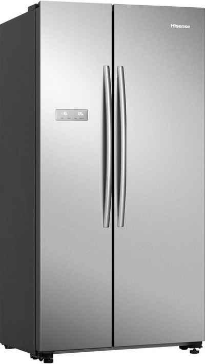 Hisense Side-by-Side RS741N4AC3, 178 cm hoch, 90,8 cm breit