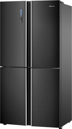 Hisense Multi Door RQ689N4AF2, 181 cm hoch, 91 cm breit