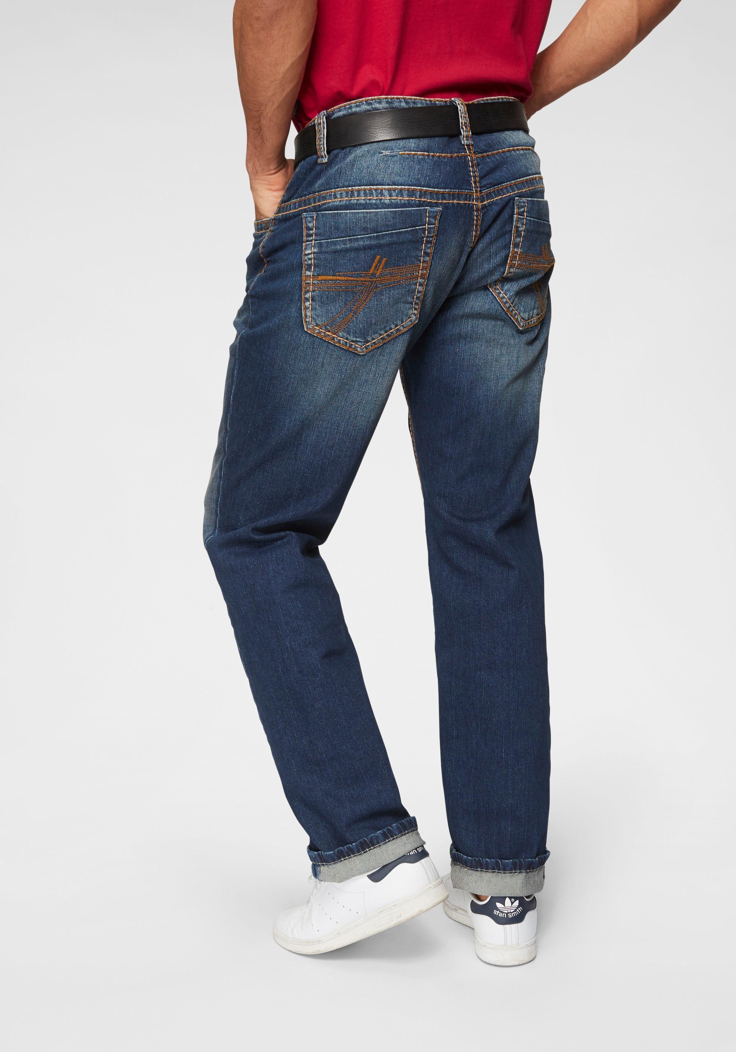 CAMP DAVID Regular-fit-Jeans »CO:NO:R611«