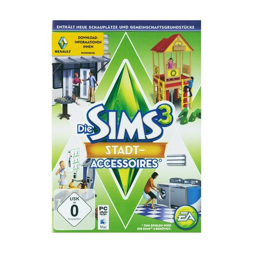 Electronic Arts PC Die Sims 3 - Stadt-Accessoires (Add-on)
