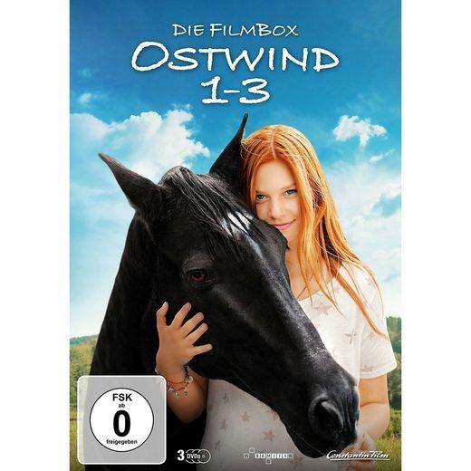 DVD Ostwind 1-3 (Die Film-Box)