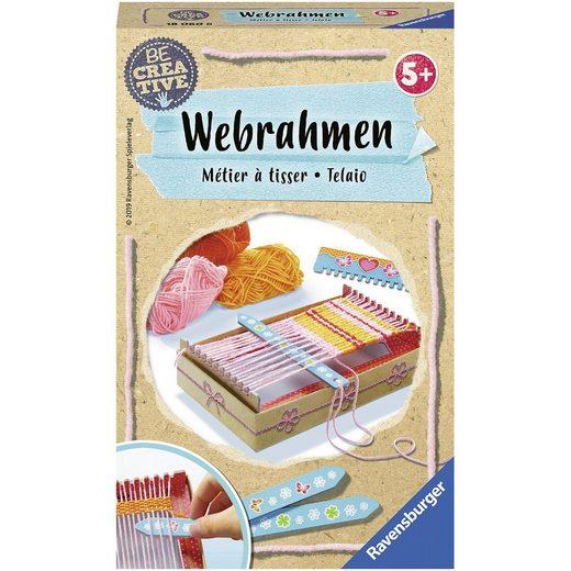 Ravensburger Be Creative Webrahmen