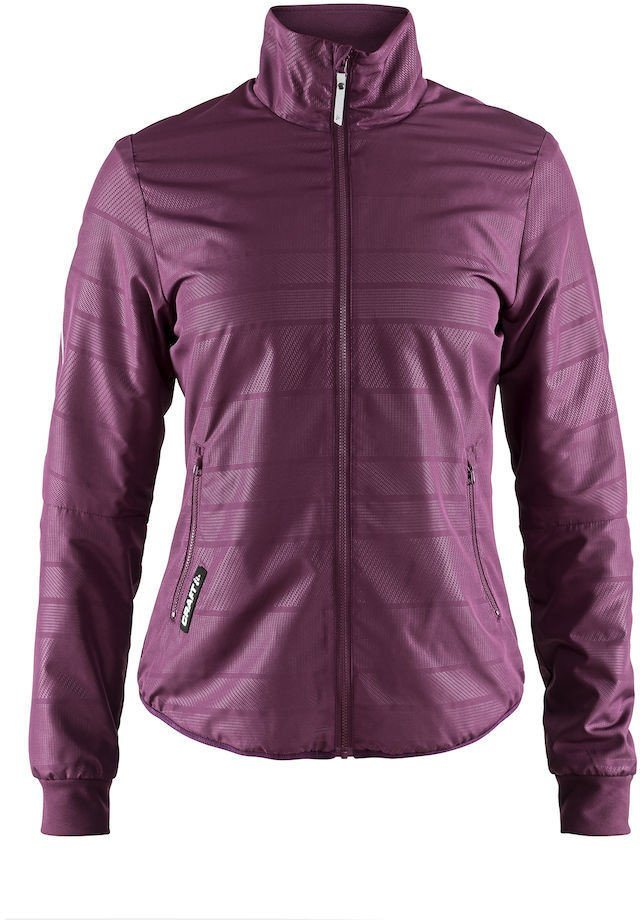 Craft Trainingsjacke »Eaze Winter Jacket Women« | Sportbekleidung > Sportjacken > Trainingsjacken | Lila | Polyester | Craft