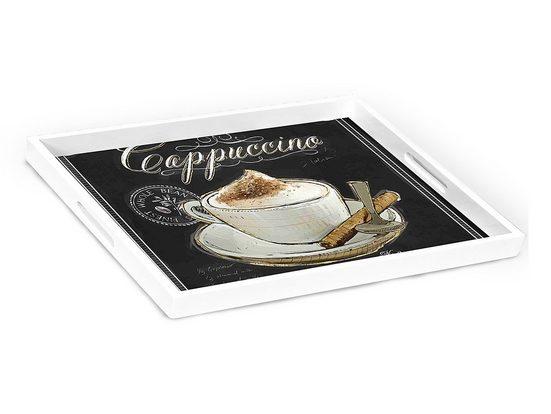 HTI-Line Tablett »Cappuccino«