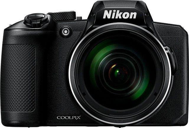 Digitalkameras - Nikon »Coolpix B600« Superzoom Kamera (NIKKOR Objektiv mit optischem 60 fach Zoom, 16 MP, 60x opt. Zoom, Bluetooth, WLAN (Wi Fi)  - Onlineshop OTTO