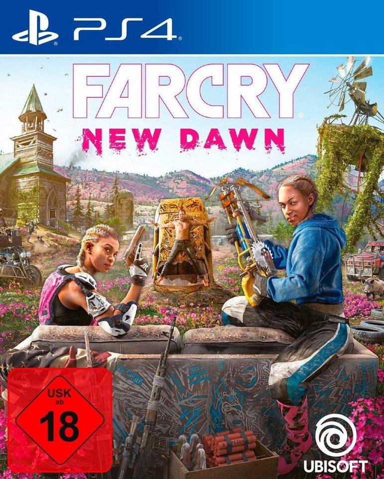 Far Cry New Dawn PlayStation 4