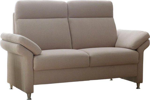 Sofas - DELAVITA 2 Sitzer »Mailand«, mit komfortablem Federkern Sitz, wahlweise mit Move Funktion  - Onlineshop OTTO