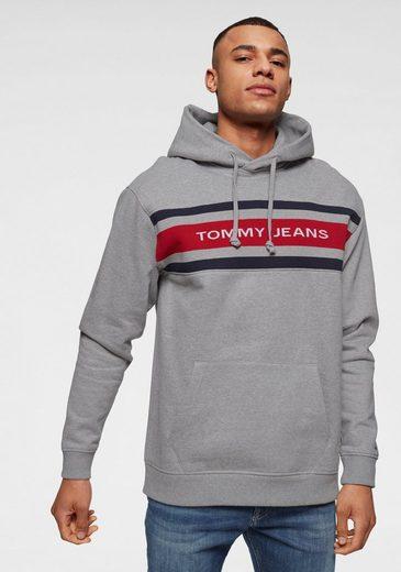 Tommy Jeans Kapuzensweatshirt »TJM FLEECE HOODIE«