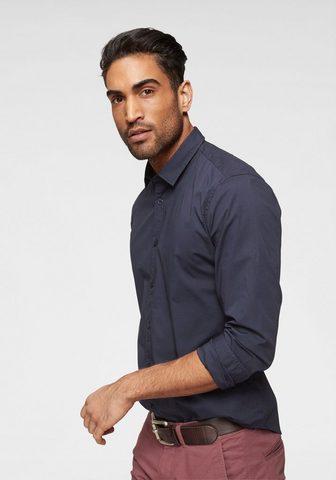 ESPRIT Рубашка с длинными рукавами