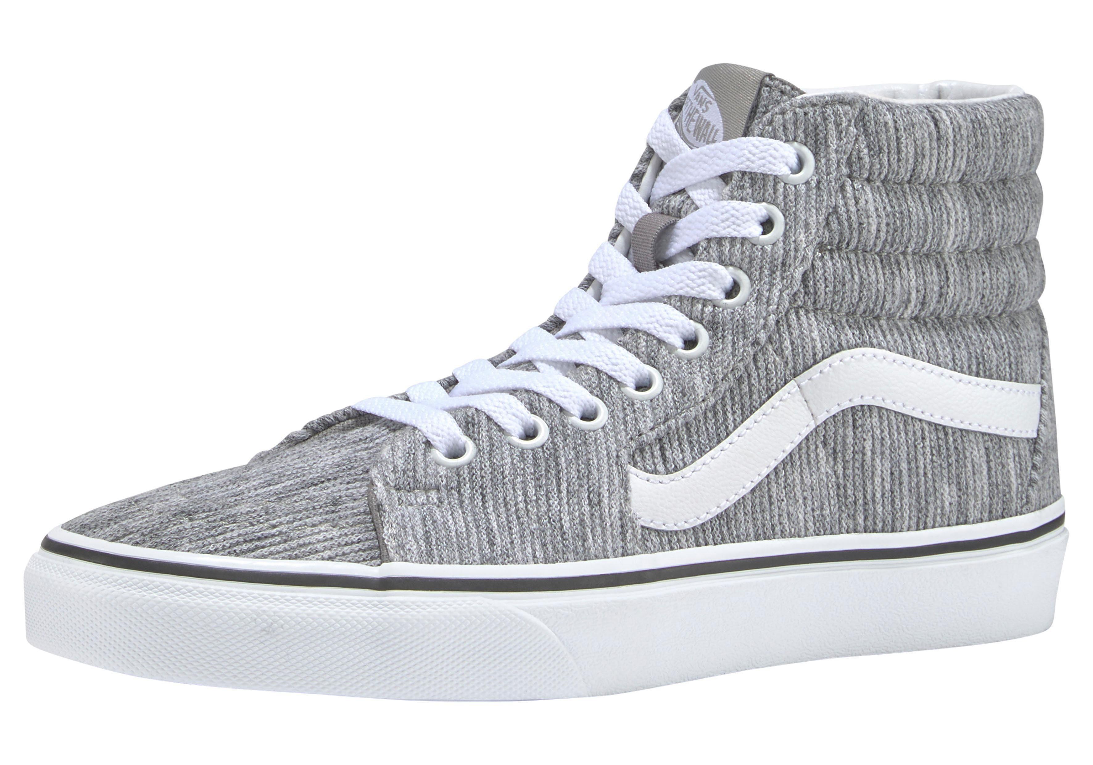 Vans »SK8 Hi« Sneaker, Gepolsterter Einstieg für bequemes Tragegefühl online kaufen | OTTO