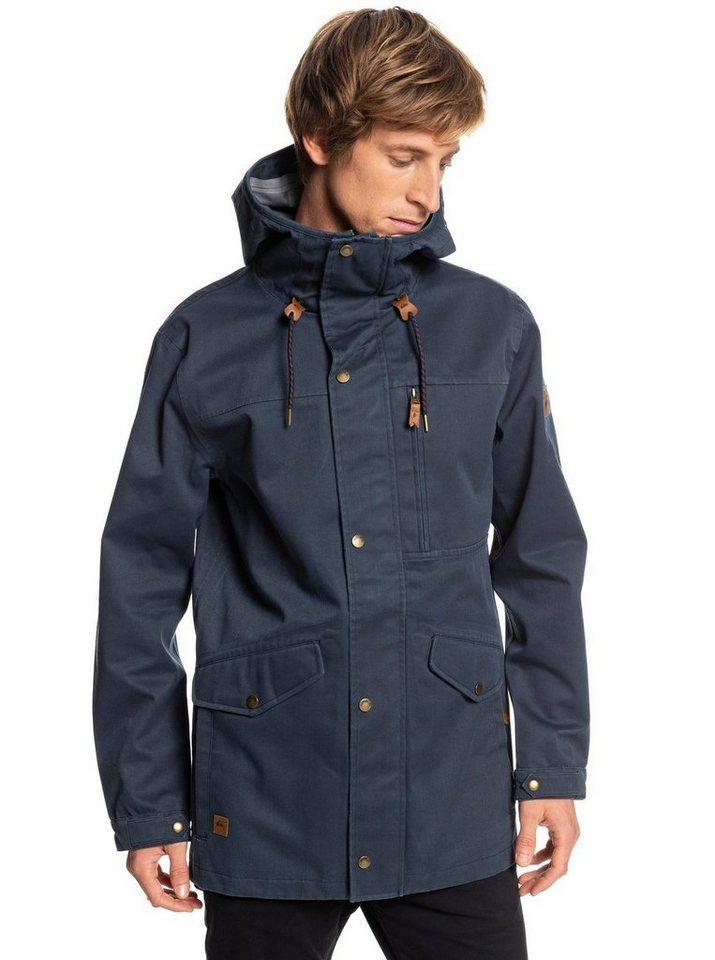 Herren Quiksilver  Winterjacke Cascade 3L blau | 03613373669575