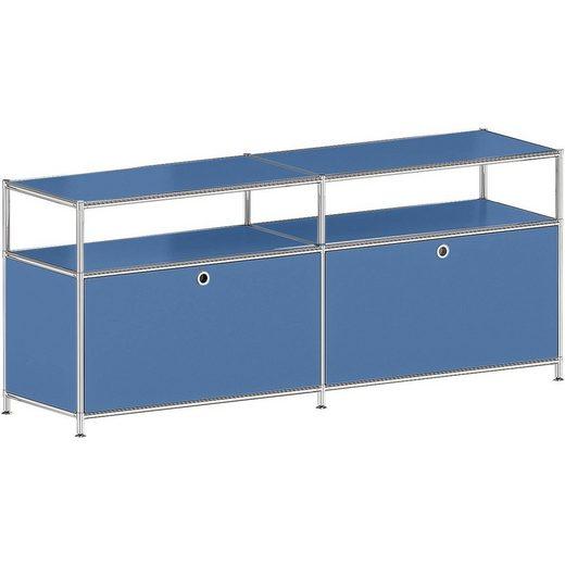 VIASIT Sideboard - je 2 offene / geschlossene Fächer »System 4«
