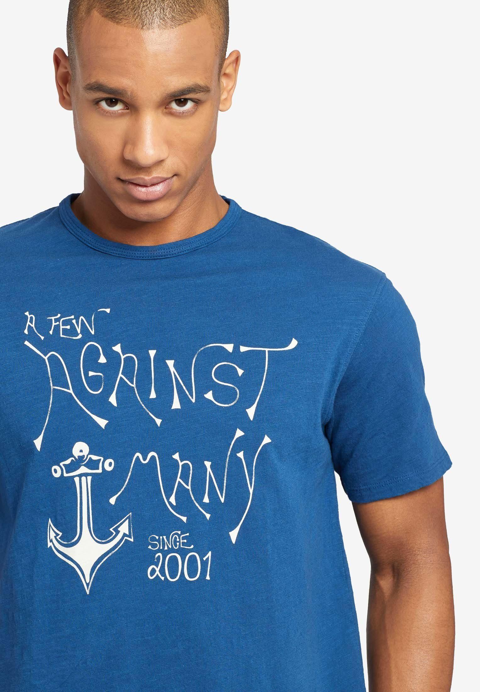 Anchor« Mit Khujo Anker print T shirt Kaufen »finn xBedCor