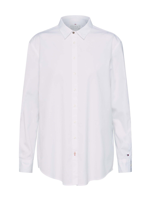 TOMMY HILFIGER Klassische Bluse »IconMONICA GIRLFRIE«