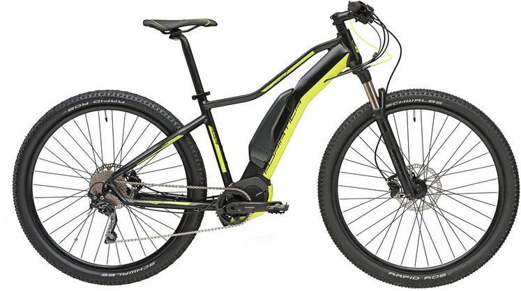 Adriatica E-Bike »KUMA«, 11 Gang Shimano XT Schaltwerk, Kettenschaltung, Mittelmotor 250 W