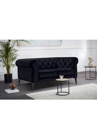 PREMIUM COLLECTION BY HOME AFFAIRE Dvivietė sofa »Tobol«