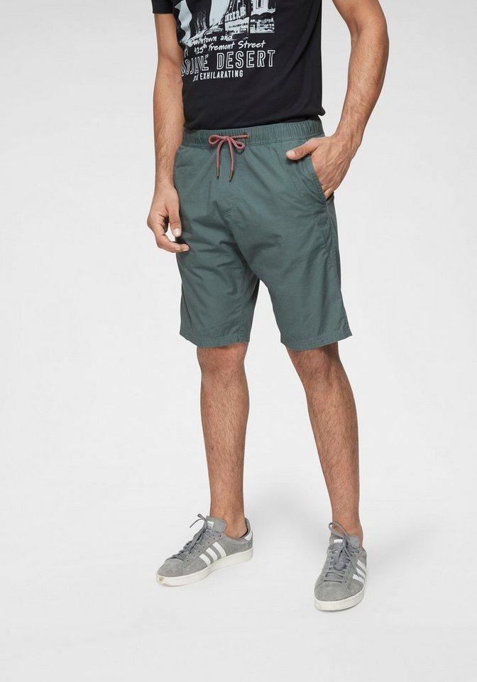 s oliver shorts mit gummizug online kaufen otto. Black Bedroom Furniture Sets. Home Design Ideas