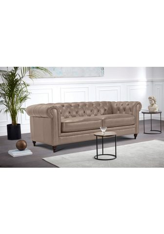 PREMIUM COLLECTION BY HOME AFFAIRE Trivietė sofa »Chambal«