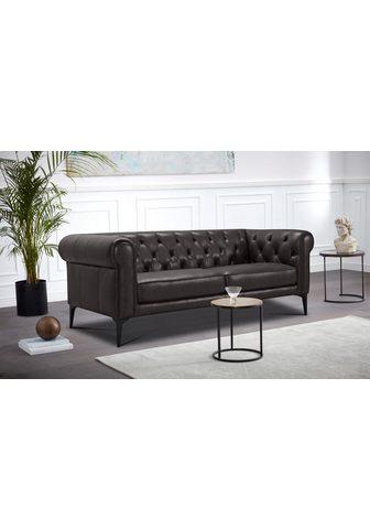 PREMIUM COLLECTION BY HOME AFFAIRE Trivietė sofa »Tobol«