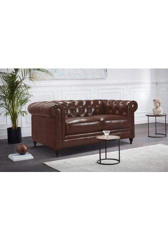 PREMIUM COLLECTION BY HOME AFFAIRE Chesterfield-Sofa »Chambal«
