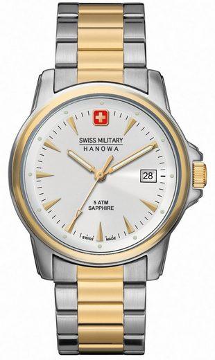 Swiss Military Hanowa Schweizer Uhr »SWISS RECRUIT PRIME, 06-5044.1.55.001«