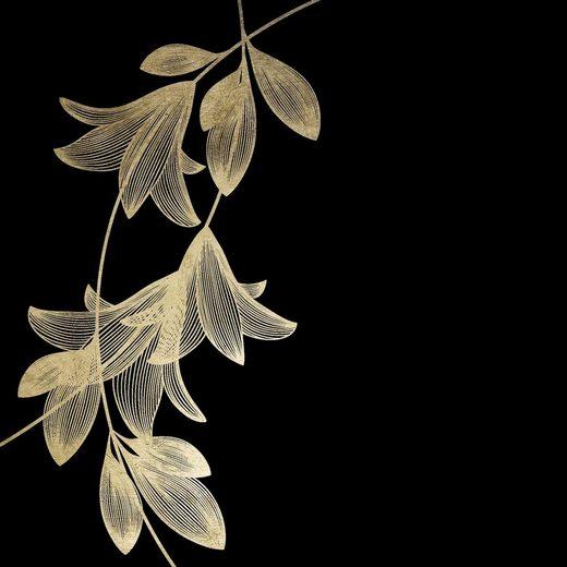 Leonique Acrylglasbild »Zweig«