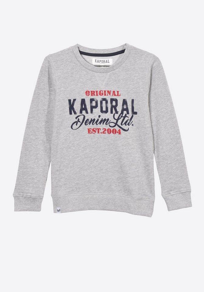 9effe52d4b04b0 Kaporal Pullover mit coolem Marken-Schriftzug | OTTO