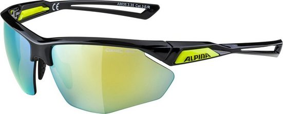 Alpina Sports Sportbrille »Nylos HR Glasses«