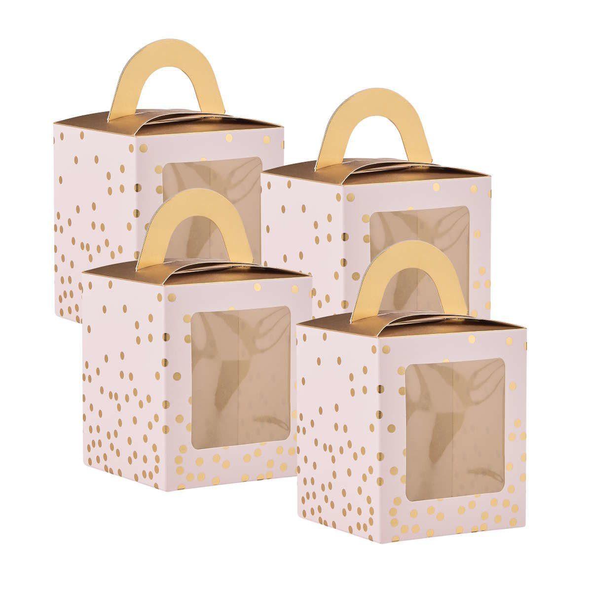 BUTLERS CELEBRATION »Cupcake Box 4er Set«