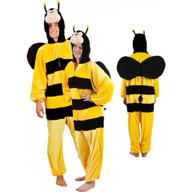 Biene Plüschkostüm unisex