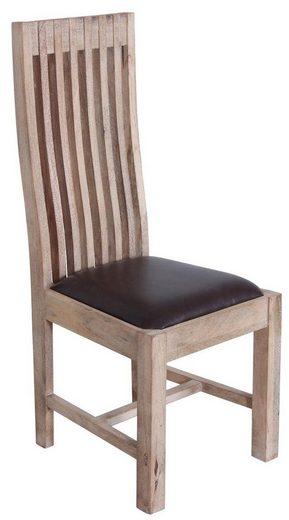 KAWOLA Esszimmerstuhl mit Sitzpolster »TAO«