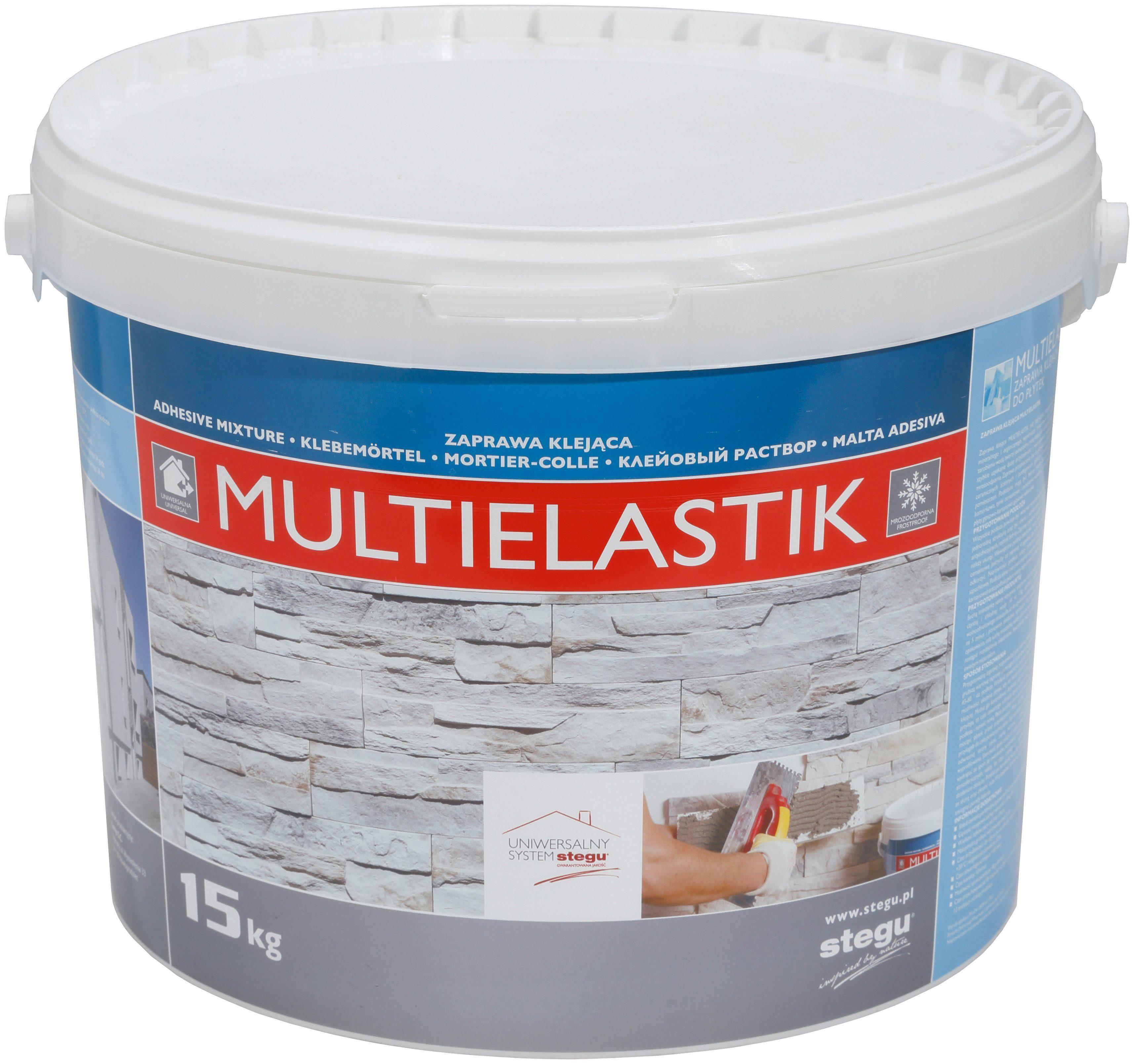 STEGU Kleber »Multielastik Klebemörtel«, M-ELA