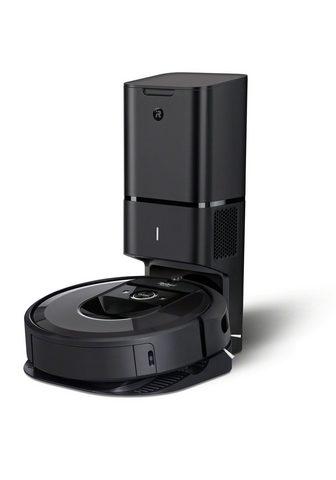 IROBOT Робот-пылесос Roomba i7+ (i7558+) с ав...