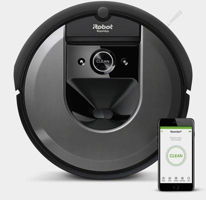 iRobot Saugroboter Roomba i7158, Appfähig