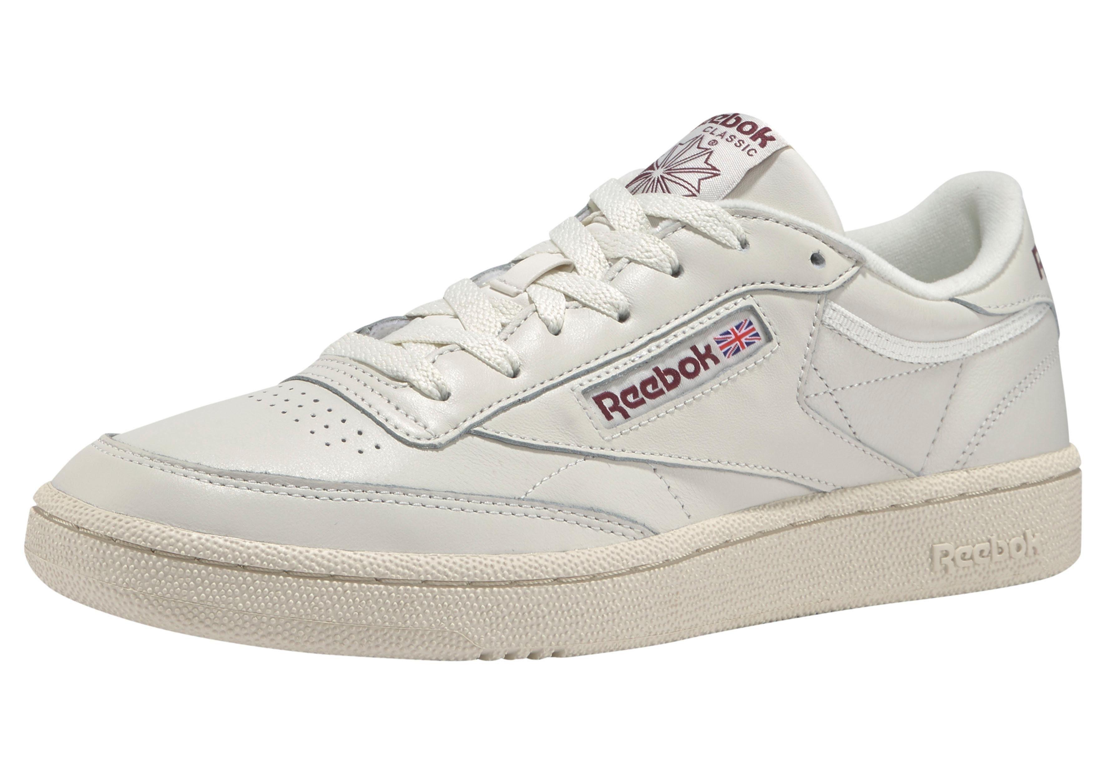 Reebok Classic »CLUB C 85 MU« Sneaker, Weiches Obermaterial